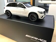 Mercedes Benz, GLC 63 AMG SUV, diamantweiß bright, 1:18 Modell, 1967stk.Limited