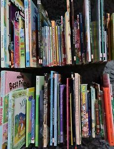 Various Kids Books Non Fiction, Fiction Vintage Retro Classics Children HC & PB