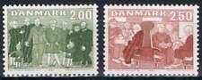 Denemarken postfris 1983 MNH 788-789 - Jaar van de Ouderen