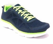 BRAND NEWAthletic Works Men's Mesh Jogger Athletic Shoe (11, Navy/Green)