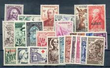 ALGERIE 1953 Yvert 303-324 ** POSTFRISCH (F0098
