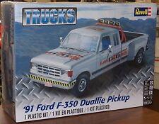Revell Monogram 4376  1991 Ford F-350 Duallie Pickup Model Kit  1/24