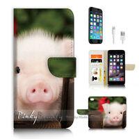 ( For iPhone 6 Plus / iPhone 6s Plus ) Case Cover P4161 Cute Pig