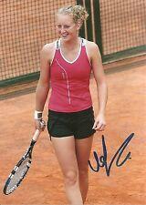 Urszula Radwanska Poland Tennis 5x7 PHOTO Signed Auto
