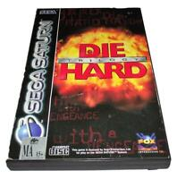 Die Hard Trilogy Sega Saturn PAL *Complete*
