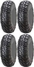 Four 4 ITP UltraCross R-Spec ATV Tires Set 2 Front 29x10-15 & 2 Rear 29x10-15