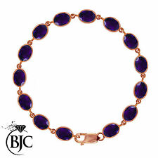 Amethyst Not Enhanced Fine Bracelets