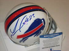 LeSEAN McCOY Signed Buffalo BILLS Mini-helmet w/ Beckett COA