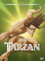 Tarzan (Classici Disney) (Repack 2015) - Dvd Nuovo Sigillato