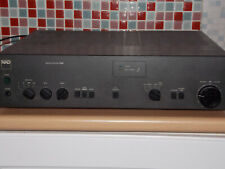A NAD 3130 INTEGRATED AMPLIFIER, WITH INSTRUCTION MANUAL