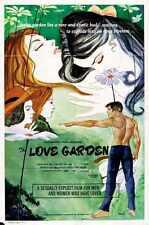 Love Garden Poster 01 A2 Box Canvas Print