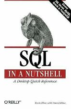 SQL in a Nutshell: A Desktop Quick Reference-ExLibrary
