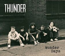 THUNDER Wonder Days Japan Limited Edition 3 CDs Tracking Number from Japan