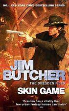 Skin Game by Jim Butcher (Hardback, 2014)