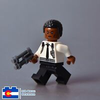 LEGO Young Nick Fury Captain Marvel Super Heroes Minifigure 76127 Avengers