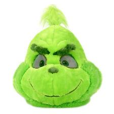 Grinch 2018 Maskimals Oversized Plush Xmas Mask Mascot Head Dr Seuss NEW