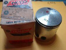 NOS 1974-1975 Yamaha DT125 .75 Piston 444-11637-00