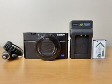 Sony DSC-RX100 IV Cyber-shot 4K Digital Camera with Accessories (Same Day Ship)