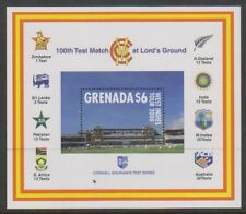 Grenade - 2000, West Indies Cricket Tour feuille - MNH - SG ms4033