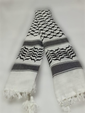 Palestinian keffiyeh scarf New 2020 Unisex / black and white