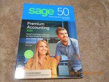 NEW! SEALED!  Sage 50 Premium Accounting 2020 U.S. Edition 1-User