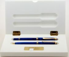 Pelikan Blue Ocean Set Füller & Kugelschreiber Limited Edition fountain pen & bp