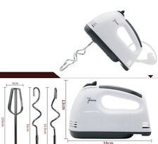 Electric Powered 7 Speed Kitchen Handheld Mixer Whisk Egg Beater#led5