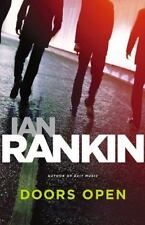 Doors Open - Good - Rankin, Ian - Hardcover