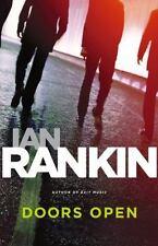 Doors Open Rankin, Ian Hardcover