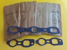 10 Chevrolet Standard Manifold Gasket Sets NOS 1934-36 Ten sets For 1 Low Price