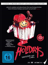 HOLIDAYS-SURVIVING THEM IS H - (GERMAN IMPORT) BLU-RAY NEW