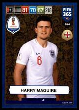 Panini FIFA 365 2019 Adrenalyn XL Maguire England GOLD: World Cup Heroes No.364