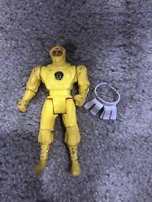 Mighty Morphin Power Rangers MMPR YELLOW NINJA RANGER (Belt Broken)