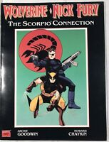 Wolverine, Nick Fury: The Scorpio Connection #[nn] (1989, Marvel)