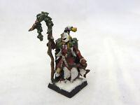 Warhammer Wood Elves  Lord painted oop metal spellweaver