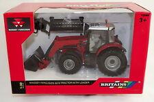 Britains Massey Ferguson Contemporary Diecast Farm Vehicles