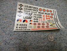 Fujimi   decals 1/48 F-5B   N85