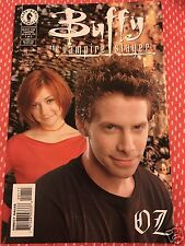 BUFFY THE VAMPIRE SLAYER: OZ #1-3 COMPLETE SET 2001  Wow!