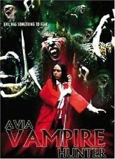 Avia, Vampire Hunter - DVD - Brand New & Sealed -Fast Ship! OD114