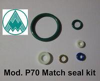 Feinwerkbau Mod. P70 Compressed Air rifle Seals / Service kit