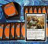 mtg WHITE WEENIE DECK Magic the Gathering rares 60 card standard loxodon lena KT