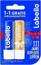Labello Lippenpflegestift Original +1 Gratis 2x4,8g