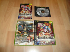 BLACKSTONE BLACK STONE MAGIC & STEEL RPG PARA LA PRIMERA XBOX EN BUEN ESTADO