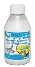 HG vacuum air refresher 180g enough for 10 vacuum cleaner bags