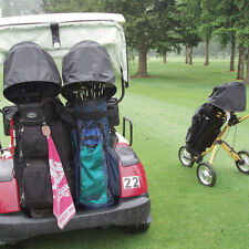 Rain Wedge Waterproof Golf Bag Rain Cover Hood for Easy Access