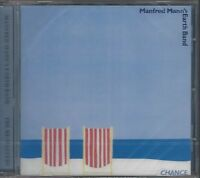 MANFRED MANN'S EARTH BAND / CHANCE * NEW RE-MASTERS CD * NEU *