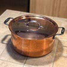 All-Clad c2 Copper Clad™ 8-Quart Covered Stock Pot