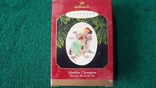Hallmark Ornament  1997 MARBLES CHAMPION/NORMAN ROCKWELL