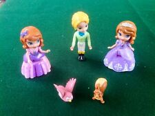 Disney Princess Sofia Figuras & animales Paquete The First Ideal Cake Toppers