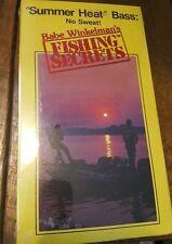 """babe winkelman's fishing secrets """"summer heat"""""""